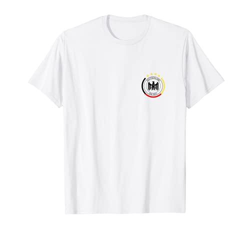 EM 2021 Deutschland Fan Trikot Nationalmannschaft T-Shirt