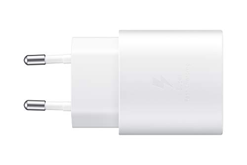 Samsung Chargeur Secteur Ultra Rapide 25W Blanc