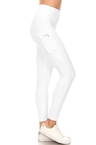 Legging Depot Women's Ultra Soft High Waist