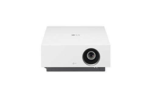 LG CineBeam HU810PW Forte bis 762 cm (300 Zoll) CineBeam Laser 4K UHD (2700 Lumen, HDR10, webOS 5.0, smarte Funktionen) weiß