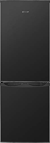 Bomann KG 320.1 Kühl-Gefrier-Kombination (Gefrierteil unten) / A++ / 143 cm / 160 kWh/Jahr / 122 L Kühlteil / 43 Gefrierteil / Abtauautomatik / schwarz