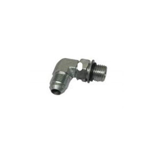 Great Deal! SnowDogg Part # 16152346 - Hydraulic Valve Angle Port, Cylinder 90 Degree Fitting