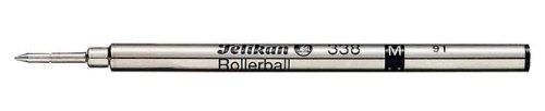 Pelikan 922179 Noir recharge pour stylos - Recharges pour stylos (Noir, Acier inoxydable, Acier inoxydable, Style à bille)