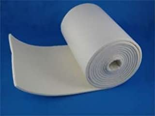 "MPAD-411 Adhesive Felt #601 1/8"" White 1/Rl Part# MPAD-411 by Superior Felt & Filtration,LLC Qty of 1 Roll"