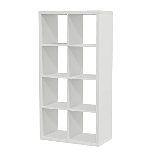 Ikea KALLAX in weiß; 77x147cm Bild