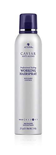 Alterna Caviar Professional Styling Working Hair Spray, 7.4 Fl Oz