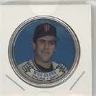 Will Clark (Baseball Card) 1988 Topps Coins - [Base] #38