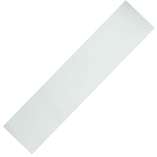 YSTHEZ Skateboard Grip Tape Sheets 48.8x10.6 Pulgadas, Skateboard Griptape, Cinta de Agarre de Scooter Negro, Papel de Lija para la Tabla de Ondas,L