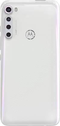 Motorola One Fusion+ (Moonlight White, 128 GB) (6 GB RAM)