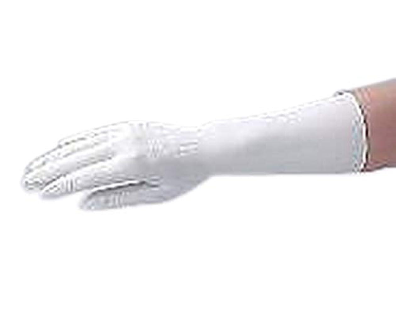 バラバラにする無視時アズワン アズピュア クリーンノール ニトリル手袋(ペアタイプ) L 左右各100枚×5袋入 /1-2323-54