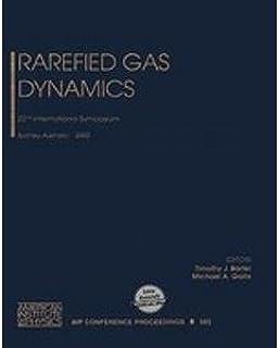 Rarefied Gas Dynamics: 22nd International Symposium, Sydney, Australia, 9-14 July 2000