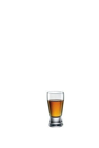 6 borrelglaasjes borrelglas Lemoncello 4,9 cl BORMIOLI Excelsior