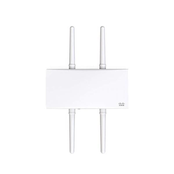 Cisco Meraki MR86 Wi-Fi 6 Outdoor Access Point w/Security and Bluetooth Radio (MR86-HW)