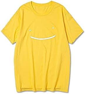 Qiufuyounsdx Summer Shirts For Men T-shirts Men Cotton T Shirt Harajuku Men's Brusk Sleeve T-shirt Tops Streetwear Superfi...