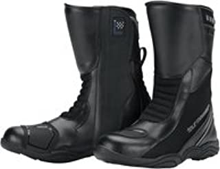 Tourmaster Solution WP Black Air Boots size 12.5