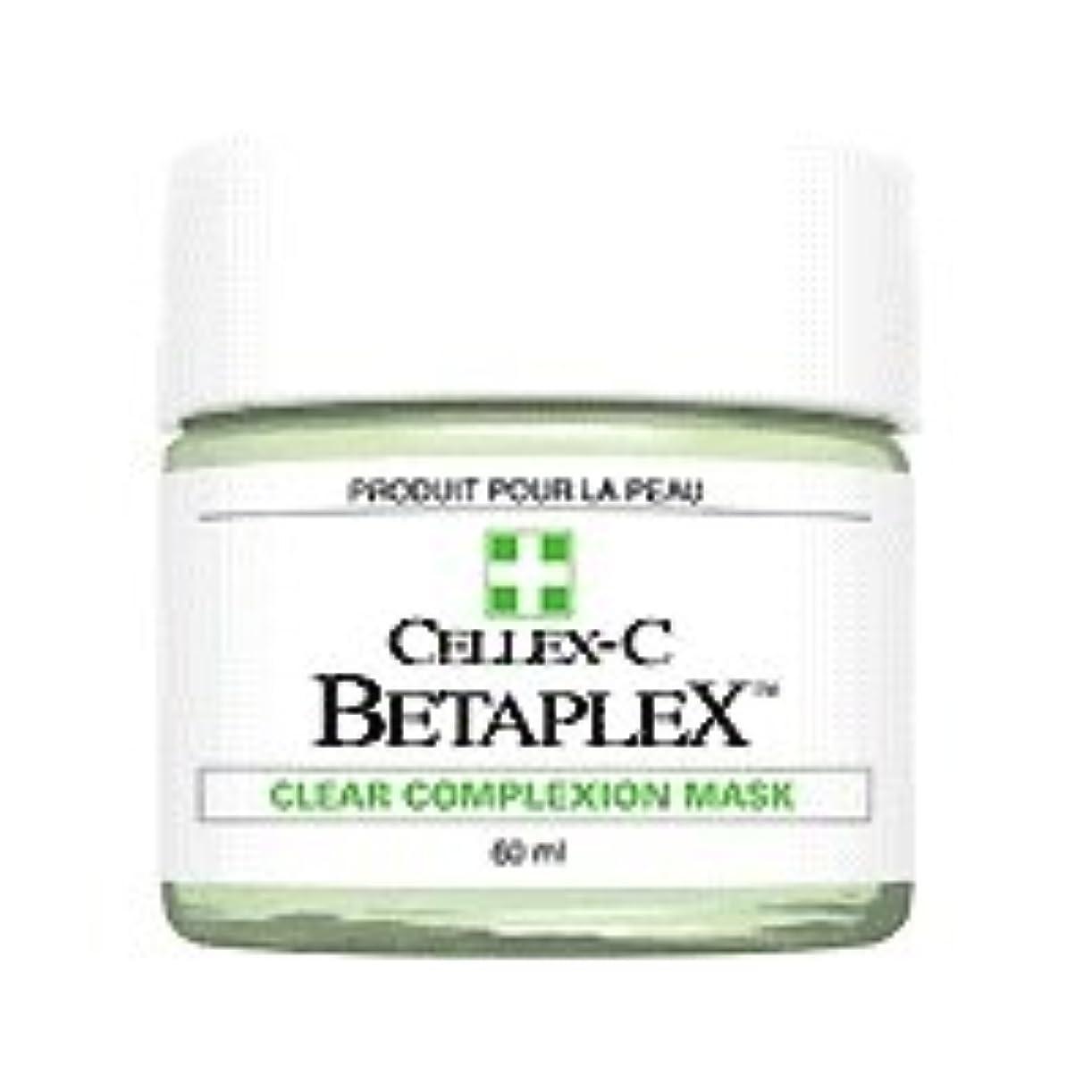 ライトニングマインド決済セレックスC Betaplex クリアコンプレクションマスク60ml 60ml