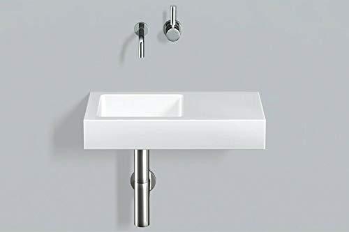 Alape Waschtisch WT.QS525.L Weiß