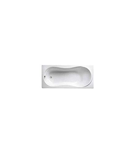 TEUCO - Vasca Normale da Incasso Solo Guscio Bianco - 160x70, A Magazzino, da Incasso Solo Guscio