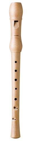 Hohner B9560 - Flauta dulce (en do, soprano, de madera de peral)