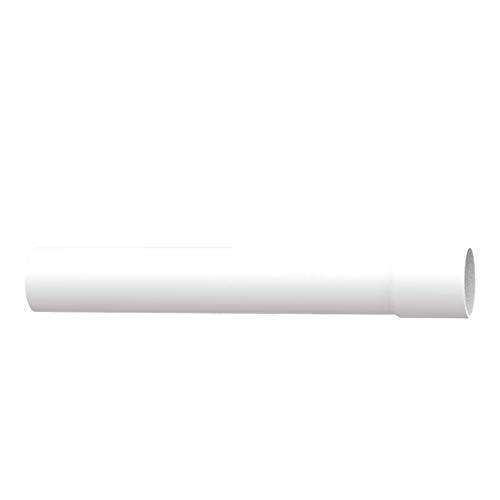 SANIT -SA01465010000- Spülrohrverlängerung Ø 44 x 300 mm - für WC-Spülkasten - PVC weiß