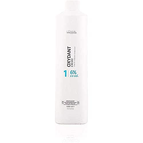 L'Oréal Professionnel Oxydant Creme N. 1-20 VOL V034, 1 L