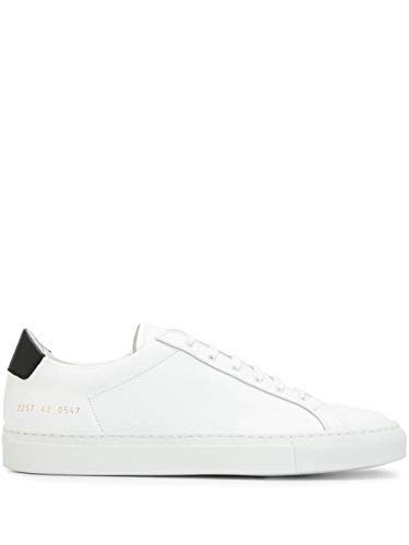 COMMON PROJECTS Luxury Fashion Herren 22570547 Weiss Leder Sneakers | Frühling Sommer 20
