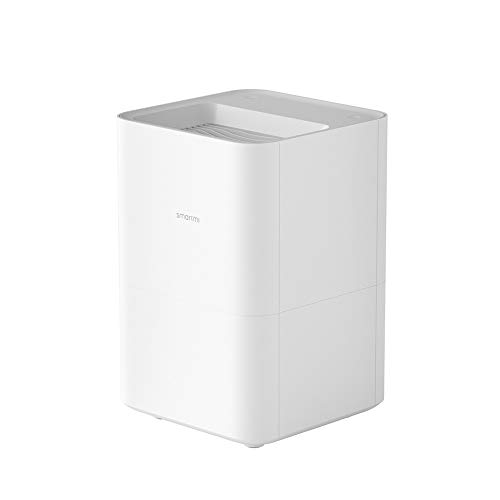 Smartmi Cool No Mist Humidifiers for Bedroom Home, Evaporative Air...