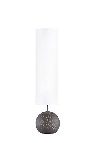 Action staande lamp, metaal, E27, 220 W, antiek bruin, 30 x 30 x 124 cm
