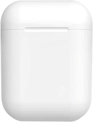 TWS i12 bianca Auricolari Bluetooth 5.0 Smart Touch Control Cuffie Wireless Stereo 3D con IPX7 Impermeabilità al Rumore Connessione Pop-up Accoppiamento Automatico per Lavoro Sport Viaggio