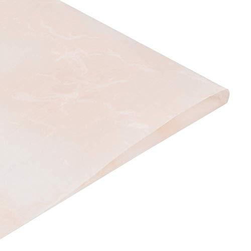 Dljyy Geschenkpapier, Marmor-Muster, Farbverlauf, bunt, handgefertigtes Papier, Geburtstagsgeschenk, Bouquet, Geschenkpapier, 2 Größen/2 Stück