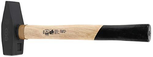 BGS 858 | Schlosserhammer | Holz-Stiel | DIN 1041 | 2000 g