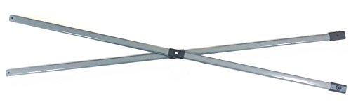 Quik Shade 10x10 Expedition EX100 Straight Leg Instant Canopy -Side Truss Bars 40' Replacement Part
