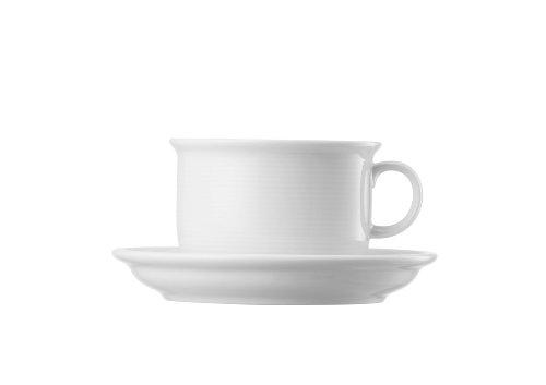 Thomas 11400-800001-29173 Set 2 Cappuccinotassen Trend Weiss