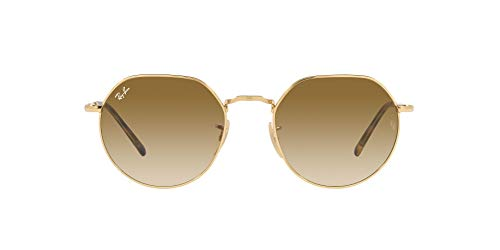 Ray-Ban Unisex 0RB3565 Sonnenbrille, 001/51, 53