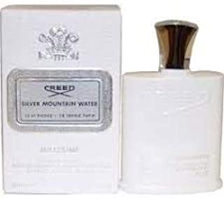 Silver Mountain Water by Creed for Unisex - Eau de Parfum, 120 ml