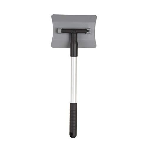 Clenp Limpiador de ventanas de coche, ajustable, cepillo de