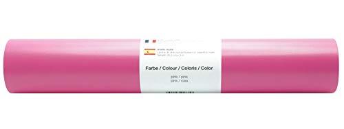Selbstklebende Vinyl Folie, B 30,5 cm, Rolle à 3 m Pink-Matt