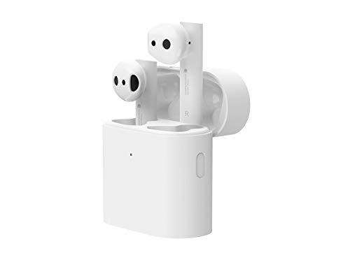 Xiaomi Mi True Wireless Earphones 2, Auriculares inalámbricos sin Cables, conexión Bluetooth 5.0, Control Doble Tap, Audio Codec SBC, AAC, LHDC (Reacondicionado)