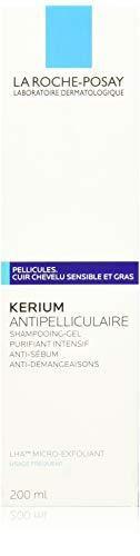 La Roche Posay La Roche Posay Kerium Gel Shampoo Anti-schilfers 200ml