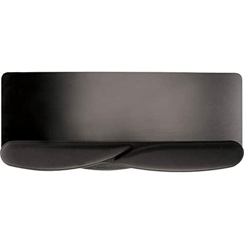 Kensington Wrist Pillow Extended Platform, Keyboard and Mousepad Wrist Rest in Black (L36822US)