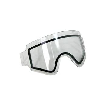 Amazon Com Jt Elite Thermal Replacement Lens Clear Paintball Mask Lenses Sports Outdoors
