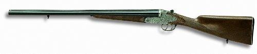 Pistola di plastica e metallo. Capacità Colpi: 2 Lunghezza Scatola: 90 cm Età minima consigliata 7 anni