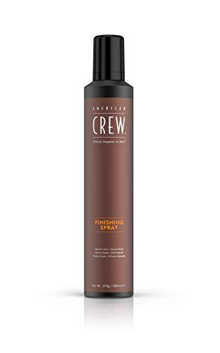 American Crew Laca - Finishing spray, fijacion media y brillo natural 500ml