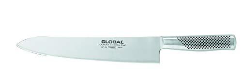 Global GF-34-11 inch, 27cm Heavyweight Chef's Knife, 11 Inch, Silver,GF34