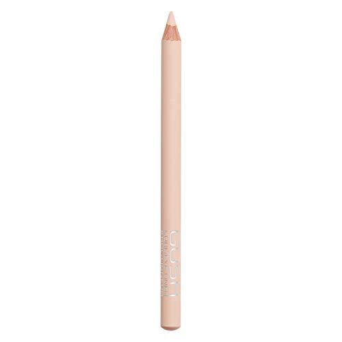 GOSH Kohl/Eyeliner & Kajal 2 in 1 Schminkstift | auch als Lidschatten geeignet | mit pflegendem Vitamin E | einfaches Auftragen auf oberes & unteres Augenlid | vegan & parfümfrei | nude