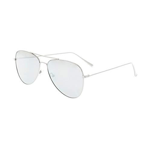 Guess GF5012-5908C Gafas de sol, Plateado, 59 Unisex