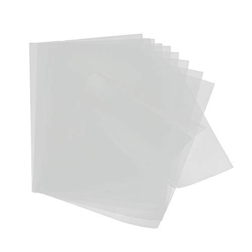 Beauneo 10 Piezas Hoja A3 SerigrafíA Transparencia PelíCula de InyeccióN de Tinta Papel ExposicióN Positiva