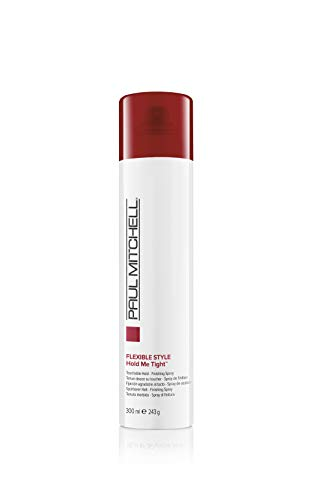 Paul Mitchell Hold Me Tight - Finishing-Spray für langen und starken Halt, Profi-Haarspray in Salon-Qualität, parabenfrei - 300 ml