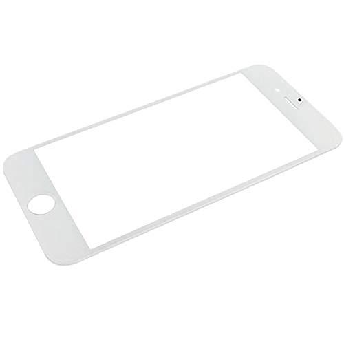 zNLIgHT Piezas de Tel¨¦Fono internas | Tel¨¦Fono Piezas de Repuesto Vidrio Pantalla t¨¢ctil digitalizador para iPhone 6/6S/7/8 Plus-Blanco para iPhone 6