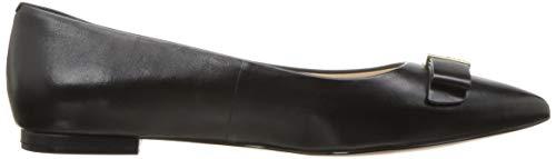 [コールハーン] パンプス 【公式】 エルシー ボウ スキマー ブラック レザー 22.5 cm